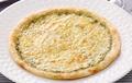 料理メニュー写真ジェノベーゼチーズ(バジルソース・チーズ)