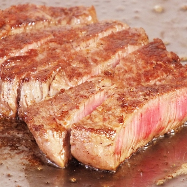鉄板ステーキ ピュールのおすすめ料理1