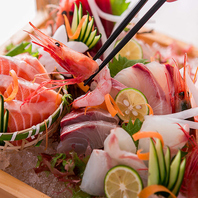 三崎漁港直送の鮮魚!鮮度抜群!その日のおすすめを