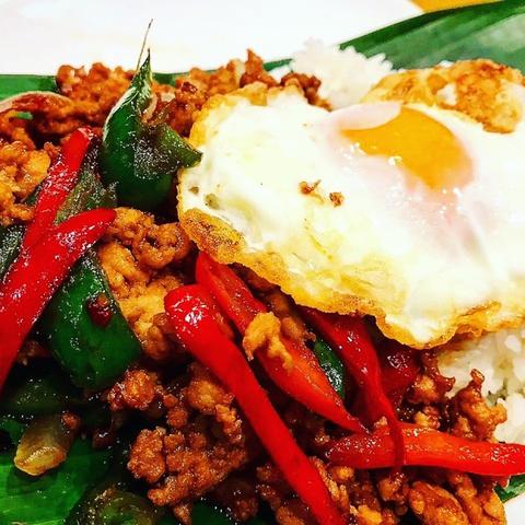 アジアン食堂 haru
