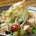 料理メニュー写真みたりサラダ