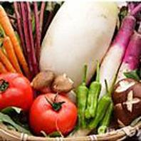 新鮮野菜を使用!!野菜の旨味を活かしたお料理がウリ!