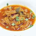 料理メニュー写真トリッパとカポナータの煮込み