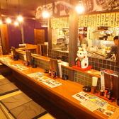 居酒屋 鴨と豚 とんぺら屋 北区黒川店の雰囲気3