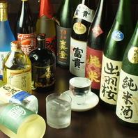銘柄焼酎&日本酒を多数取り揃えております★
