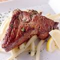 料理メニュー写真葡萄牛の200gプランチャ