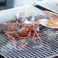 いすみ市大原漁港から水揚げされる新鮮な魚介類を堪能!