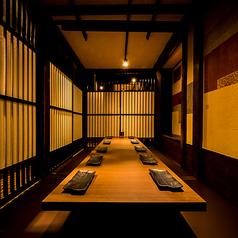 銀座 個室割烹 祇園の雰囲気1