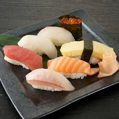 握り寿司 7貫握り