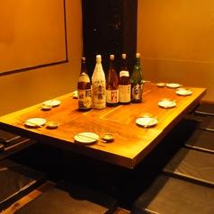 魚菜屋 ごんざ 福島店の雰囲気1