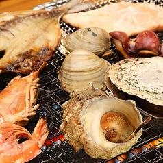 浜焼き漁師小屋のコース写真