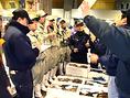 ◆市場に流れない商品◆ 市場では目にできない、企画の魚、貝を当店では食べれます!!