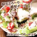 料理メニュー写真EUROのシーザーサラダ