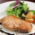 料理メニュー写真ハーブポークのソテー(150g)