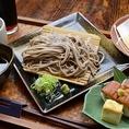 自家製麺を使用したこだわりの日本蕎麦を食べられるお店です。蕎麦職人が毎日丹精込めて打っています!蕎麦本来のうまみとのどごしをご賞味ください。