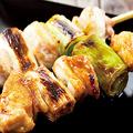 料理メニュー写真焼き鳥(塩・たれ)