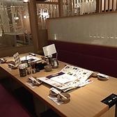 和テイストの店内が、ゆったりした空間を演出します★