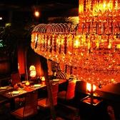 渋谷の夜景を一望できる人気の個室♪