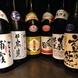 豊富な日本酒メニュー♪