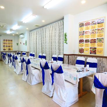 アルハラム Al Haram パキスタンレストランの雰囲気1