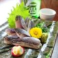 毎日新鮮な素材を活かした季節の海鮮料理をごゆっくりお楽しみください