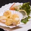 料理メニュー写真長太郎(チーズ焼・バター焼)/貝柱(チーズ焼・バター焼)