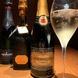スパークリングワインのグラス提供始めました。