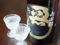 【山田錦 勇心(香川)】山田錦のやわらかな米のうまみが広がり、キレのある味わいをお楽しみ頂けます。