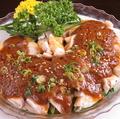 料理メニュー写真四川風棒棒鶏/四川よだれ鶏