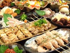 炭火焼Dining 門 百舌鳥店のコース写真