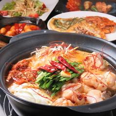 韓国鉄板料理 Patchの写真