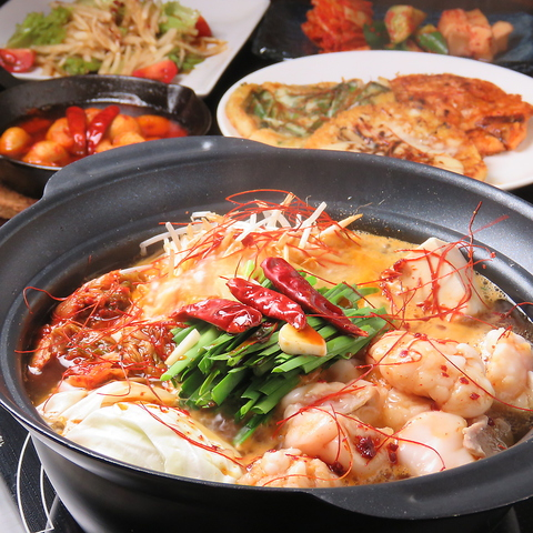 韓国鉄板料理 Patch