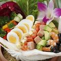 料理メニュー写真ハワイアンコブサラダ