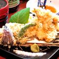 料理メニュー写真とり天(国産鶏)わさび&山椒塩