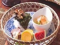 青森の新鮮な魚、旬の食材が堪能できます