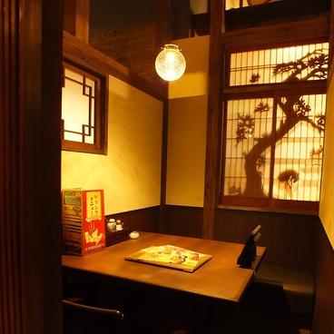 とりや小次郎 松山谷町店の雰囲気1