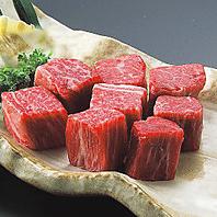 黒毛和牛のA4・A5ランクのお肉をお楽しみ頂けます!
