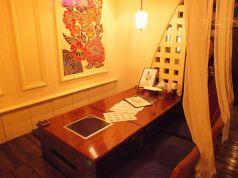 博多もつ鍋と創作料理 まんぷくの雰囲気1