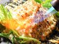 料理メニュー写真炙りポテトサラダ