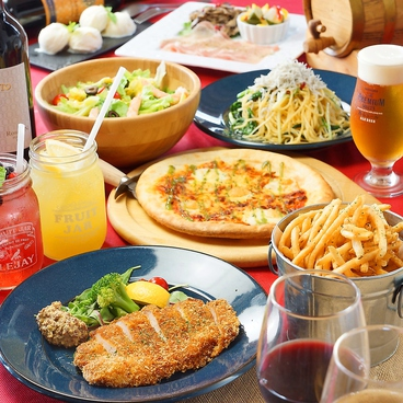 BIST GARDEN ビストガーデン 梅田茶屋町店のおすすめ料理1
