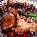 料理メニュー写真ふぐの卓上炭火焼き(2名様より)