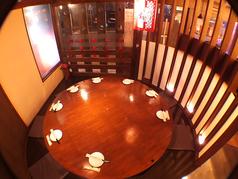 上海台所の雰囲気1