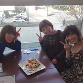 ランチ後にサプライズケーキでH,B,D☆