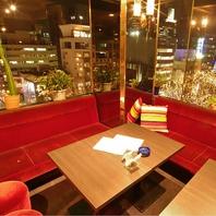 光のページェント★定禅寺通りの夜景が眺められる特等席