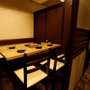 個室居酒屋 囲 札幌店の雰囲気1