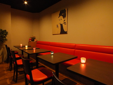 FUKUWA CAFEの雰囲気1