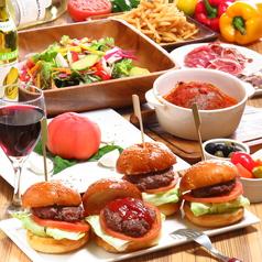 PAMPA BURGER DININGの写真