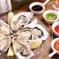 料理メニュー写真本日の産地直送生牡蠣