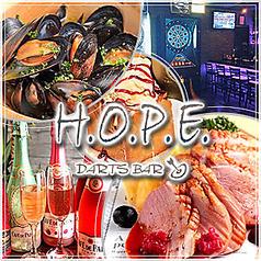 Dining&DartsBar HOPE 小田原の写真