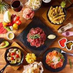 肉とチーズ 新横浜バル横丁style 新横浜店の特集写真